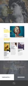 Шаблон сайта - Галерея